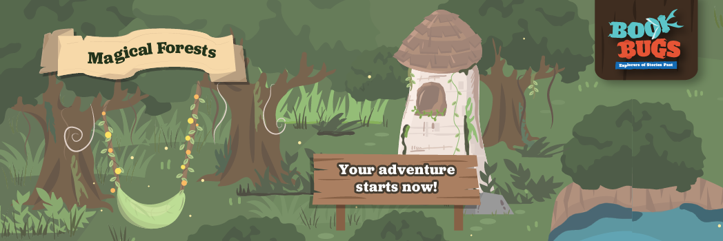 Your adventure starts now
